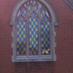 Chapel replacement window April 2013